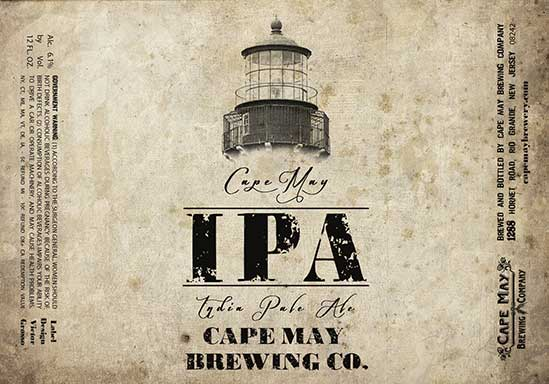Cape May IPA CMB2