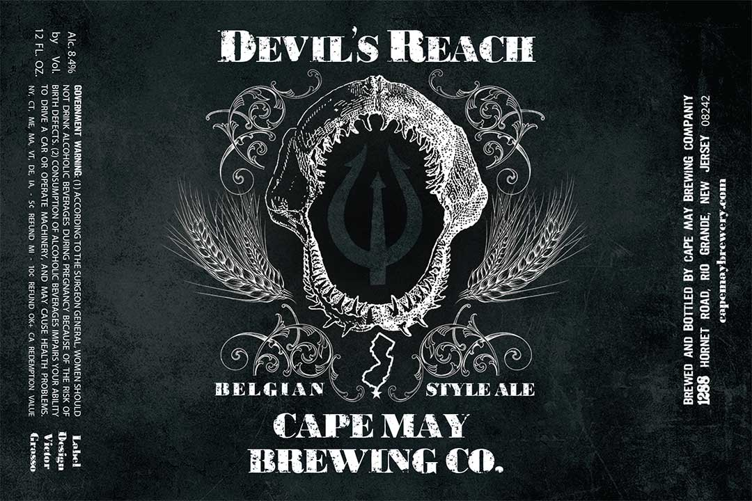 Devils Reach 12OZ