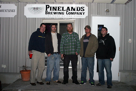 Pinelands-Brewing